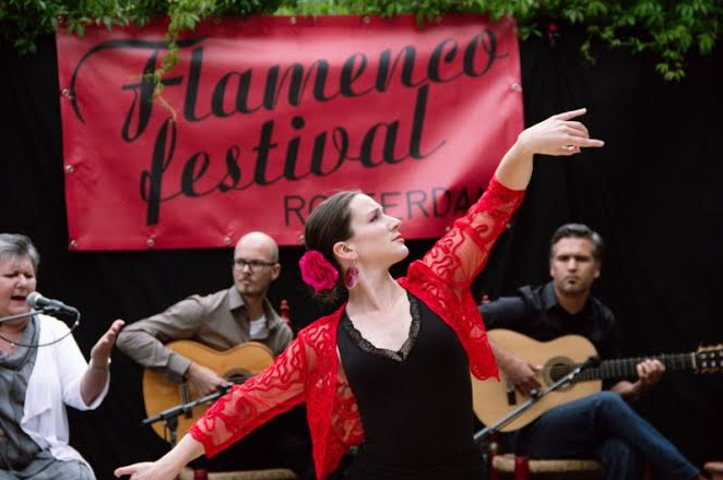 Flamenco Workshop Utrecht