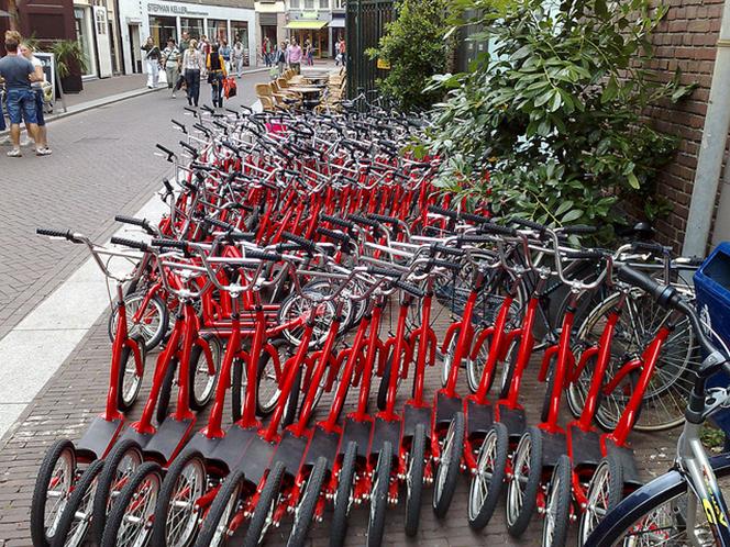 Stepspeurtocht Utrecht